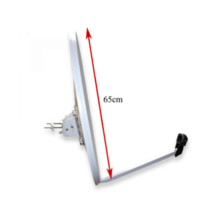 Antena offset 65cm fara prindere