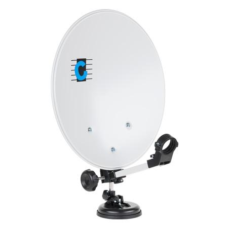 Antena satelit camping 35cm