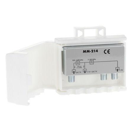 Filtru tv-sat cabletech mm214