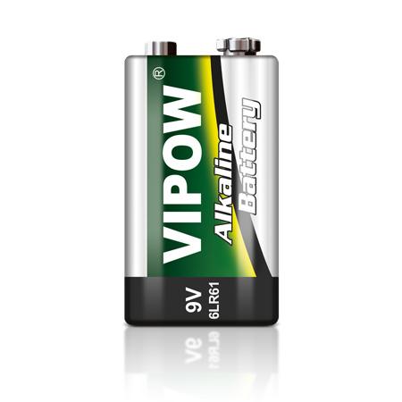Baterie alcalina 9v