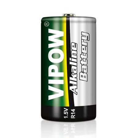 Baterie alcalina r14
