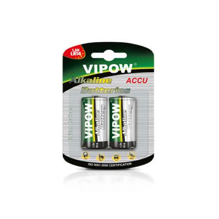 Baterie alcalina r14 blister 2 buc