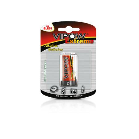 Baterie superalcalina extreme 9v blister