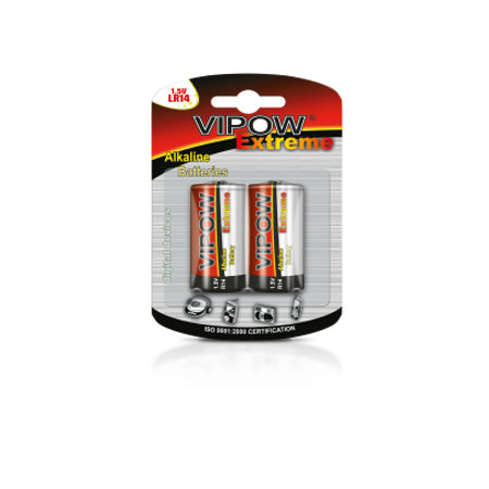 Baterie superalcalina extreme r14 blister 2 b
