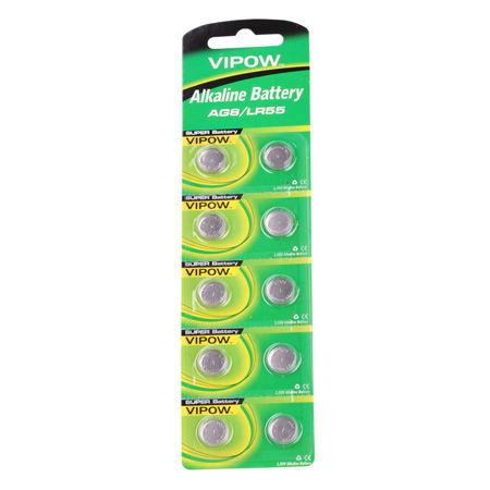 Baterie ag8 blister 10 buc