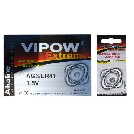Baterie vipow extreme ag3 1 buc/blister