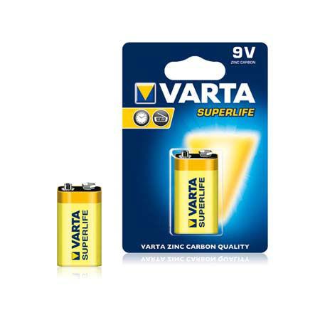 Baterie 9v blister 1 buc varta superlife