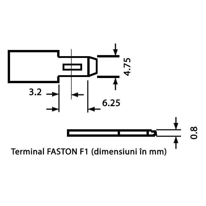 Acumulator stationar sla 12v 7.5ah maxpower