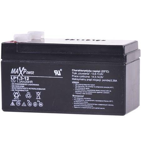 Acumulator stationar sla 12v 1.3ah maxpower