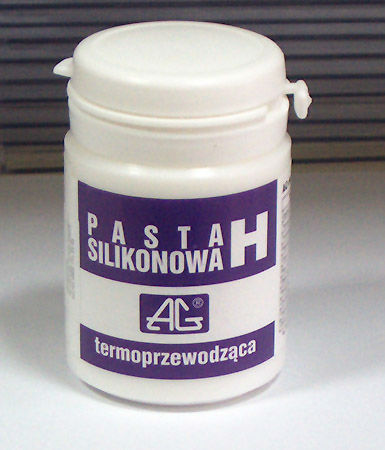 Pasta siliconica h 100g