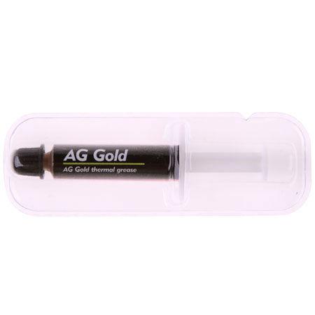 Pasta termoconductoare gold 1g ag