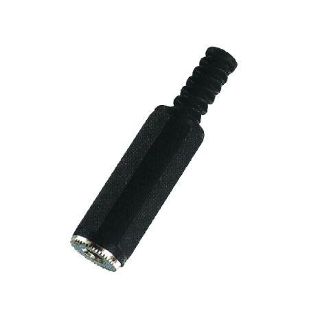 Mufa jack 3.5mm mama stereo plastic