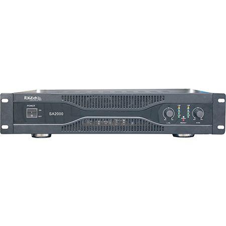 Amplificator 2x1000w max power